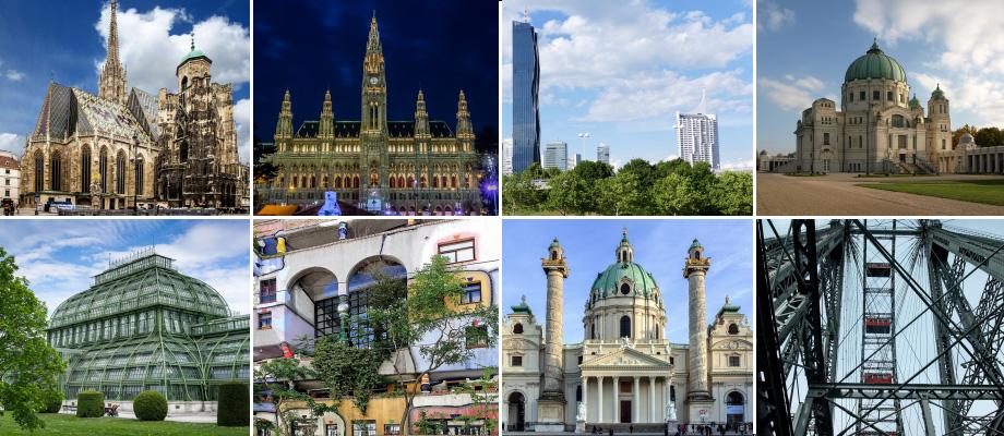 Vielfalt in Wiener Bezirken