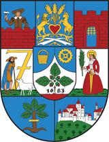 Wappen 23. Bezirk - Liesing