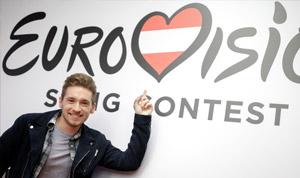 Nathan Trent -  Teilnehmer aus Österreich beim Eurovision Song Contest