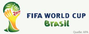 Fakten zur Fußball-WM 2014 in Brasilien